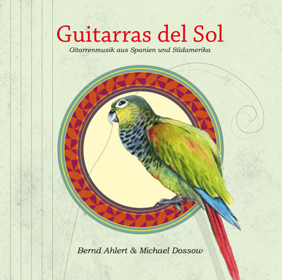 CD_Guitarras del Sol
